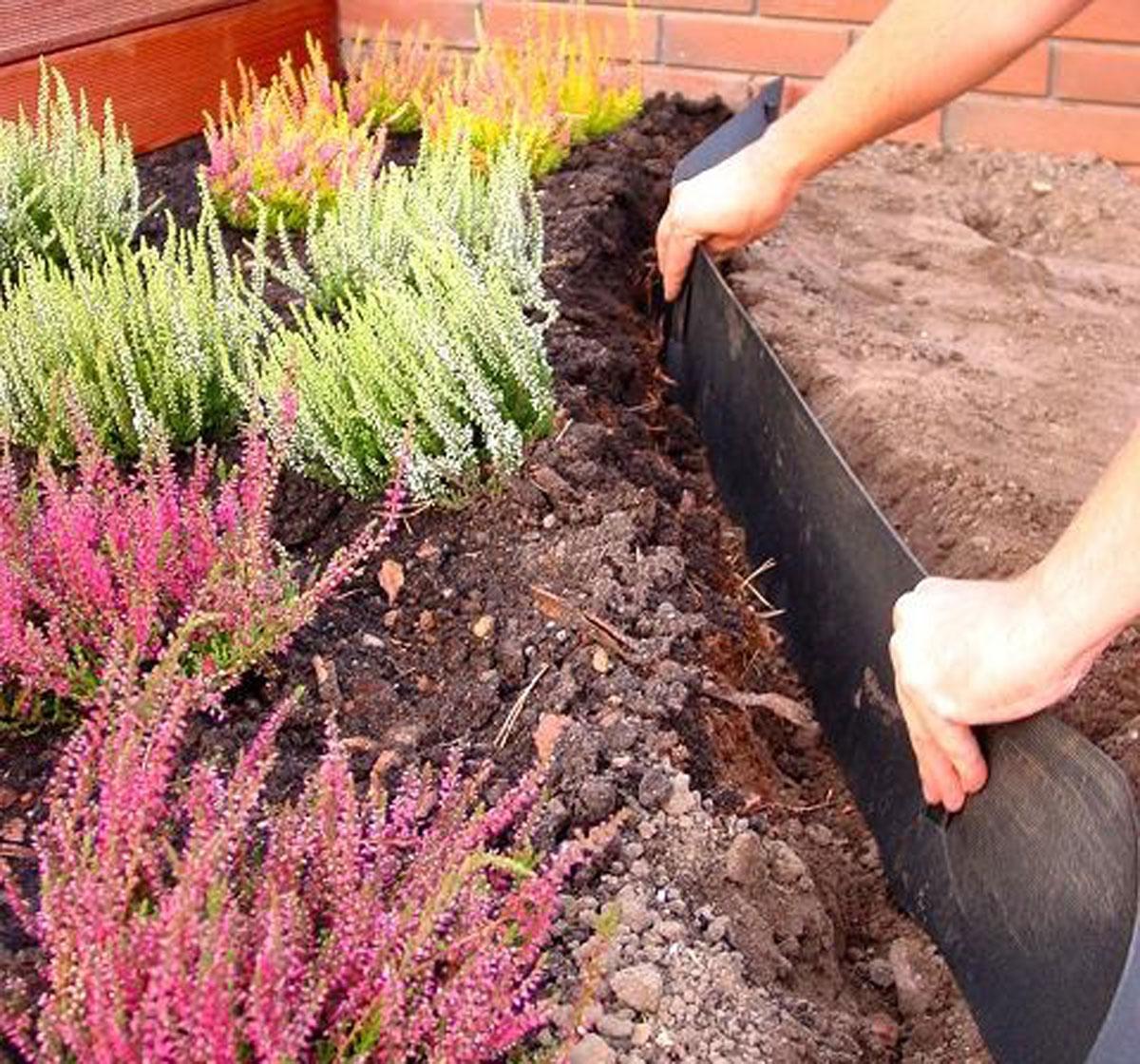 genialnie prosty montaż: wykopać rowek - ułożyć - zakopać